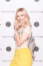 KIRSTEN COLLINS at Los Angeles Beautycon Festival 07/14/2018
