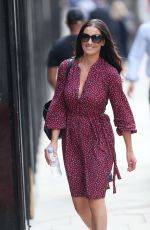 KIRSTY GALLACHER Out to Lunch in Kings Cross in London 07/26/2018
