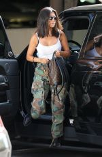 KOURTNEY KARDASHIAN Out and About in Calabasas 07/11/2018