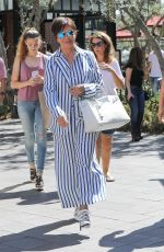 KRIS JENNER Out and About in Calabasas 07/20/2018