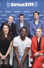 KRISTEN BELL at SiriusXM Entertainment Weekly Radio Broadcasts Live at Comic-con in San Diego 07/21/2018