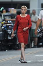 KRISTEN STEWART on the Set of Against All Enemies in Los Angeles 07/28/2018