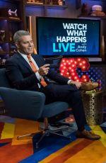KRISTIN CAVALLARI on the Set of Watch What Happens Live 07/11/2018