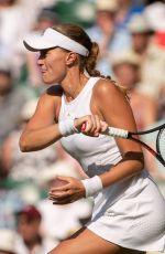 KRISTINA MLADENOVIC at Wimbledon Tennis Championships in London 07/06/2018