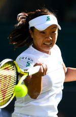 KURUMI NARA at Wimbledon Tennis Championships in London 07/03/2018