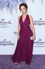LACEY CHABERT at Hallmark Channel Summer TCA Tour in Beverly Hills 07/26/2018