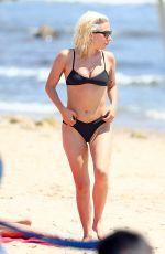 LADY GAGA in Bikini on the Beach in Hamptons 07/01/2018