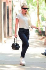 LADY GAGA Out and About in New York 07/13/2018
