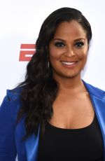 LAILA ALI at 4th Annual Sports Humanitarian Awards in Los Angeles 07/17/2018