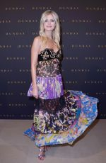 LALA RUDGE at Dundas D5 Fashion Show at Paris Fashion Week 07/02/2018