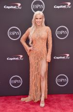LANA CJ PERRY at 2018 Espy Awards in Los Angeles 07/18/2018