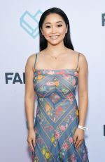 LANA CONDOR at Fandom Party at Comic-con in San Diego 07/19/2018