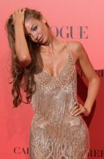 LARA LIETO at Vogue Spain 30th Anniversary Party in Madrid 07/12/2018
