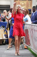 LARA SPENCER at Good Morning America in New York 07/05/2018
