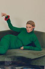 LARA STONE in Elle Magazine, UK August 2018