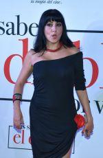 LAURA DE ITA at Mas Sabe El Diablo Por Viejo Premiere in Mexico City 07/19/2018