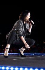 LAURA PAUSINI Performs at Circus Maximus in Rome 07/22/2018