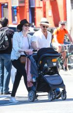 LAURA PREPON Out and About in New York 07/07/2018