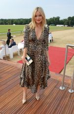 LAURA WHITMORE at Audi Polo Challenge at Coworth Park Polo Club 07/01/2018