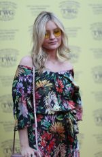 LAURA WHITMORE at TWG Tea Salon & Boutique in London 07/02/2018