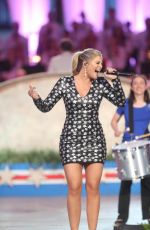 LAUREN ALAINA Performs at A Capitol Fourth 2018 in Washington, D.C. 07/04/2018