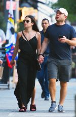 LEA MICHELE and Zandy Reich Out in New York 07/02/2018