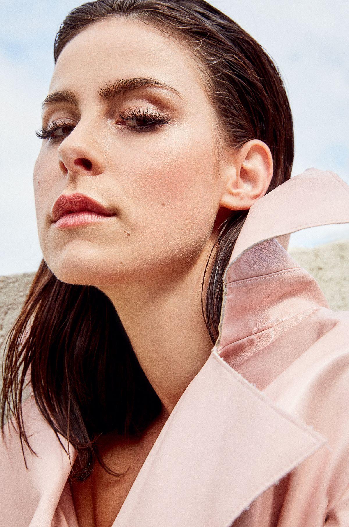LENA MEYER LANDRUT For Emotion Magazine August 2018