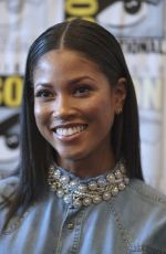 LEX SCOTT at The Purge Photocall at Comic-con in San Diego 07/22/2018
