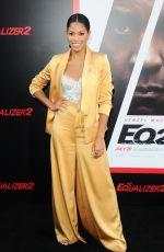 LEX SCOTT DAVIS at The Equalizer 2 Premiere in Los Angeles 07/17/2018
