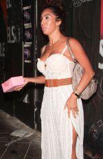 LIANA MENDOZA Night Out in Los Angeles 07/17/2018