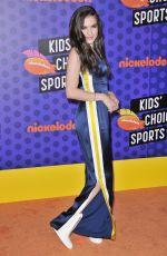 LILIMAR HERNANDEZ at Nickelodeon