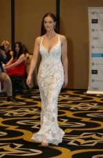 LILLY KIRKBY at Miss World Australia New South Wales State Final 07/05/2018