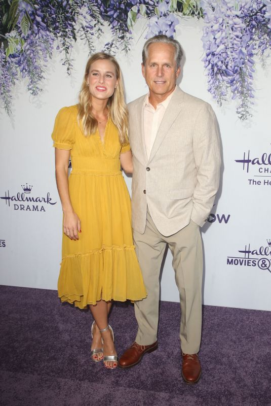 LILY ANNE HARRISON at Hallmark Channel Summer TCA Party in Beverly Hills 07/27/2018
