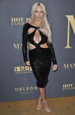 LINDSEY PELAS at Maxim Hot 100 Experience in Los Angeles 07/21/2018
