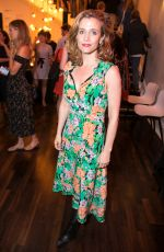 LISA DAWN at a Monster Calls Party in London 07/17/2018