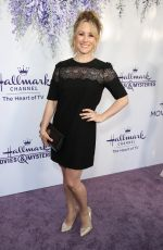 LISA DURUPT at Hallmark Channel Summer TCA Party in Beverly Hills 07/27/2018