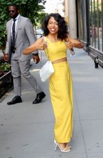 LIZA KOSHY Out in New York 07/16/2018