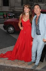 LIZZIE CUNDY at Syco Summer Party in London 07/09/2018