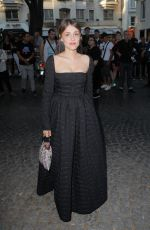 LOLA BESSIS at Valentino Show at 2018 Haute Couture Fashion Week in Paris 07/04/2018