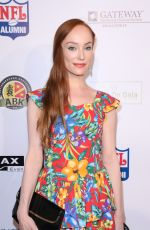 LOTTE VERBEEK at Game on Gala Celebrating Excellence in Sports in Los Angeles 07/17/2018