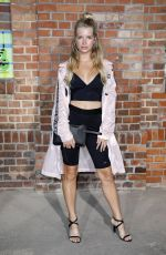 LOTTIE MOSS at Hugo Boss Show at Mercedes-Benz Fashion Week in Berlin 07/05/2018