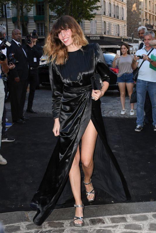 LOU DOILLON at Vogue Paris Foundation Gala in Paris 07/03/2018