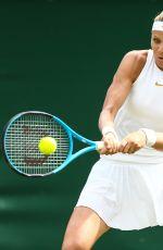 LUCIA SAFAROVA at Wimbledon Tennis Championships in London 07/03/2018