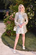 LUCY BOYNTON at Valentino Show at 2018 Haute Couture Fashion Week in Paris 07/04/2018