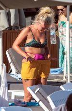 LUCY FALLON in Bikini on Vacation in Mykonos 07/01/2018