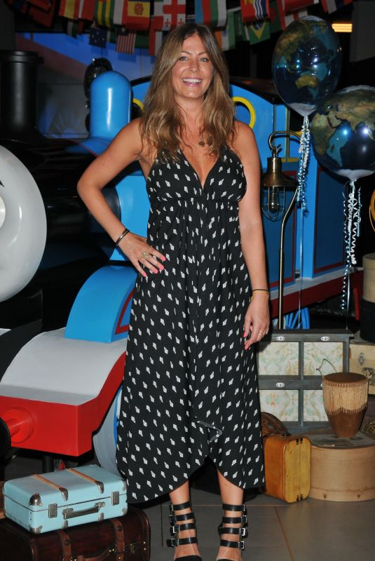 LUCY THOROBIN at Thomas & Friends: Big World! Big Adventures! The Movie Premiere in London 07/07/2018
