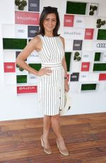 LUCY VERASAMY at Audi Polo Challenge at Coworth Park Polo Club 07/01/2018