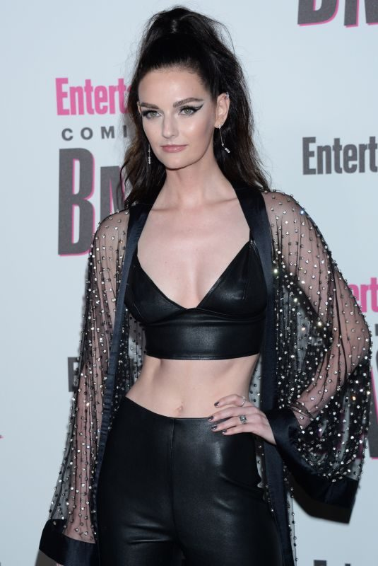LYDIA HEARST at Entertainment Weekly Party at Comic-con in San Diego 07/21/2018