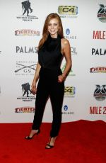 LYNN GILMARTIN at World MMA Awards in Las Vegas 07/03/2018