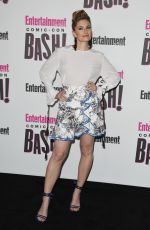 MADCHEN AMICK at Entertainment Weekly Party at Comic-con in San Diego 07/21/2018